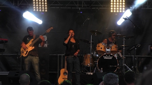 the sunvizors en concert belle ile 2016
