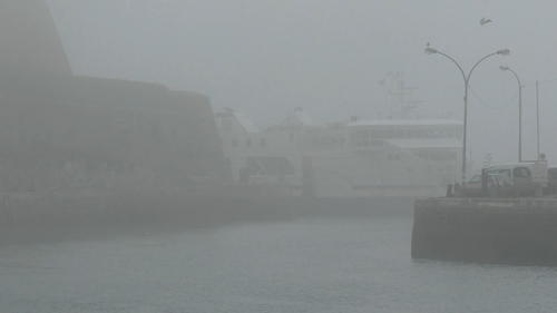 belle ile la tête dans le brouillard