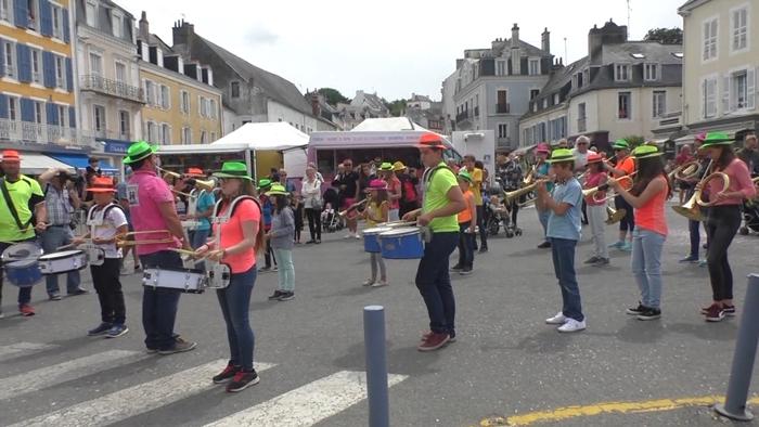 Belle-Île Une édition 2017 du carnaval